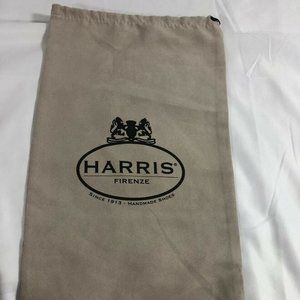 Harris Dustbag Drawstring Cover Pouch Color Gray